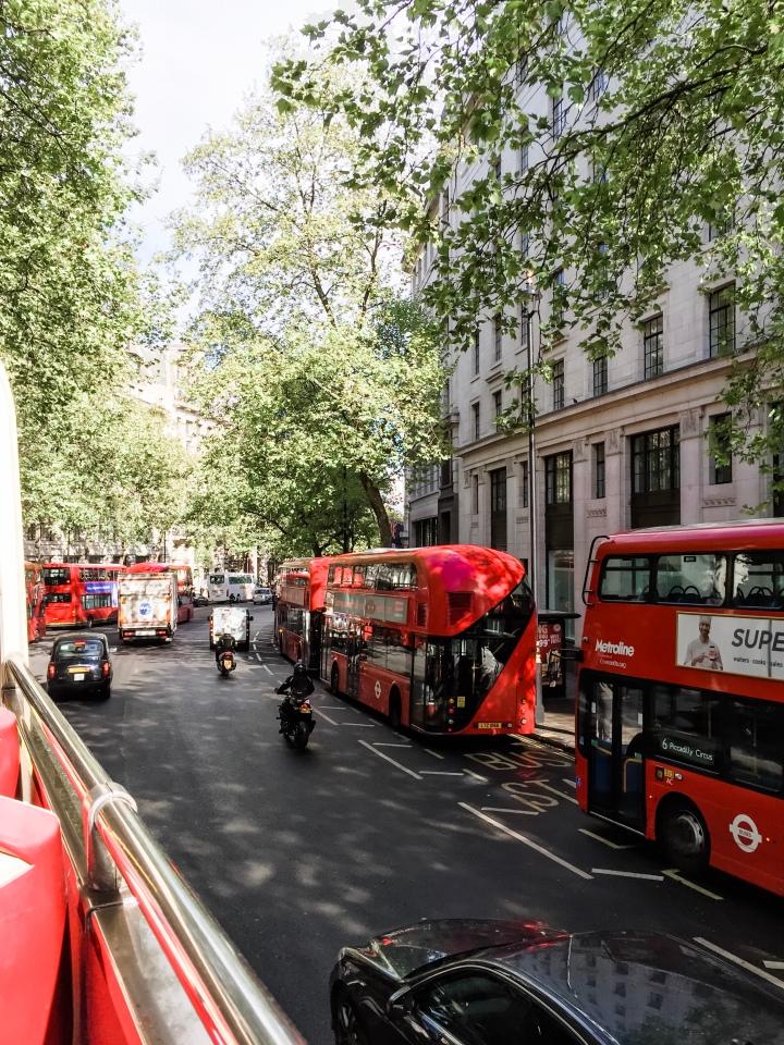 8 Tourist Highlights of London,England