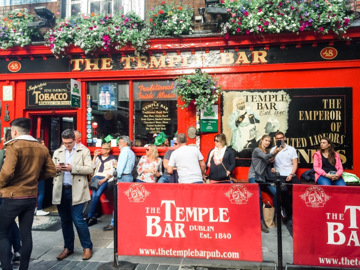 5 Pubs to Visit in Dublin